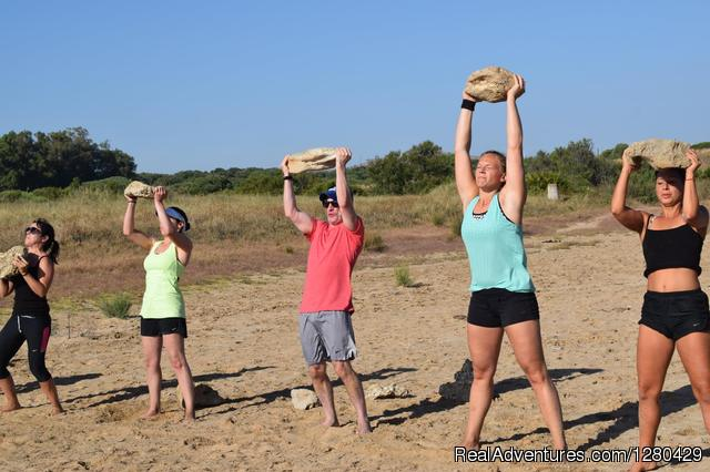 Weight loss camp spain
