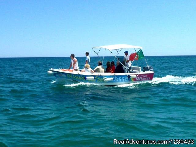 Ria Formosa Boat tours: Boat tour in Ria Formosa