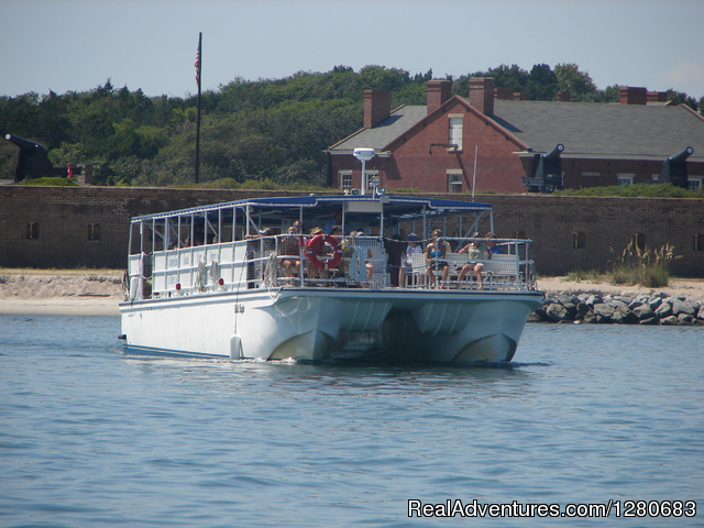 Amelia River Cruises Cumberland Island Tour