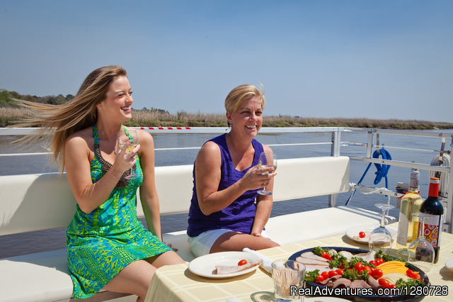 Coastal Georgia Golden Isles Boat Tours