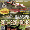 Coopertown Airboat Scenic Cruises & Boat Tours Miami, Florida