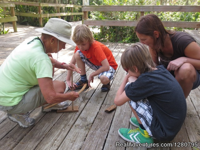 Around the Bend Nature Tours Palmetto, Florida Archaeology