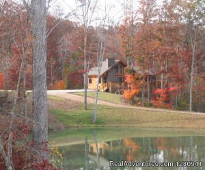 The River Cabin at Grove River Ranch Equestrian Gillsville, Georgia Vacation Rentals