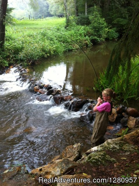 We Fish All Ages - Upper River Adventures