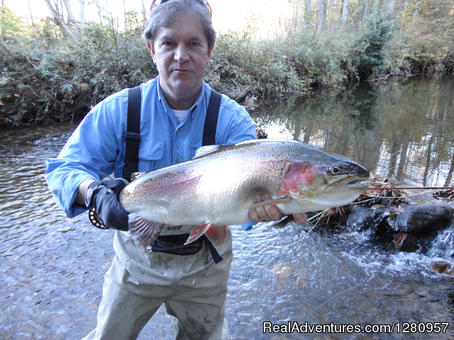 Huge Rainbow (#6 of 7) - Upper River Adventures