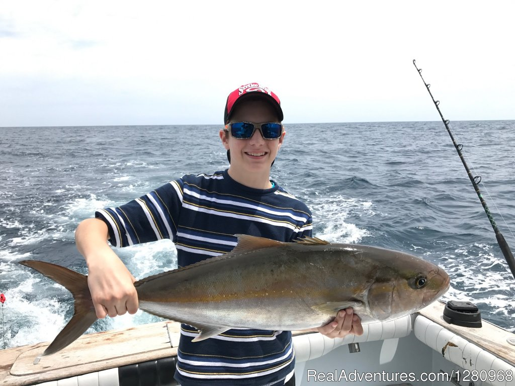Fired Up Charters Amberjack | Image #5/13 | Fired Up Fishing Charters