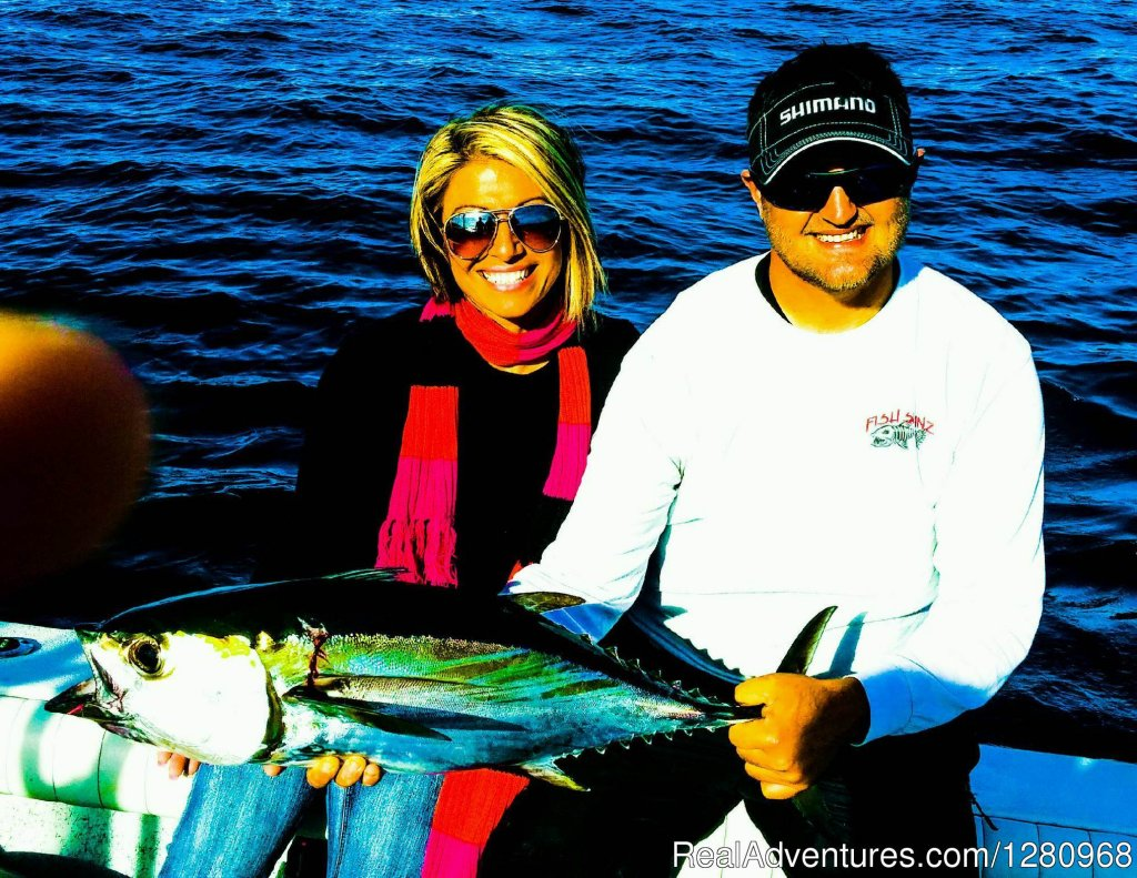 Blackfin tuna on Fired Up Charters | Image #6/13 | Fired Up Fishing Charters