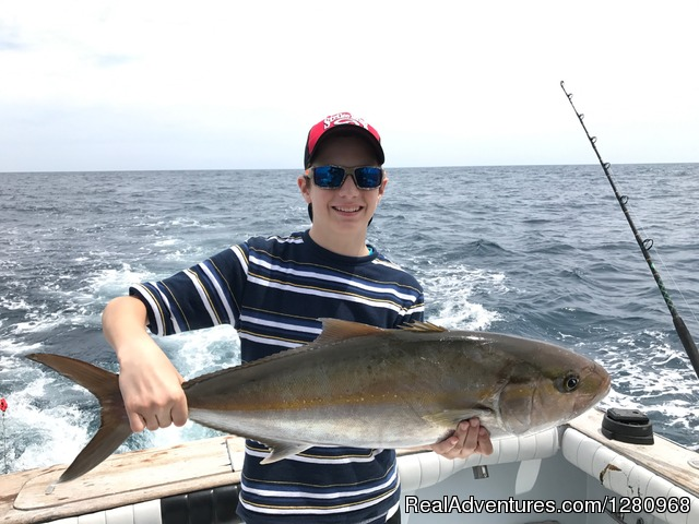 Fired Up Charters Amberjack - Fired Up Fishing Charters