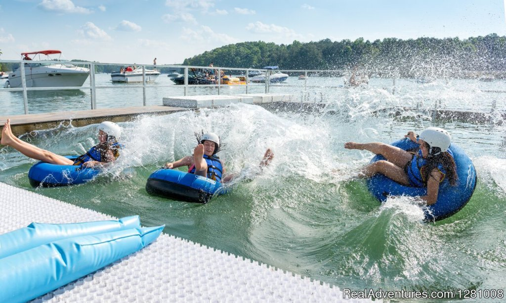 Water sports at Lanier Islands