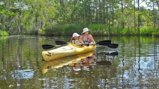 Altamaha Coastal Tours: Kayak-Canoe-Bike-Camp