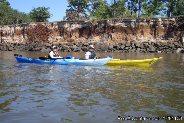 Kayaking on the Crooked River - Guided Kayak Tours and Group Adventures