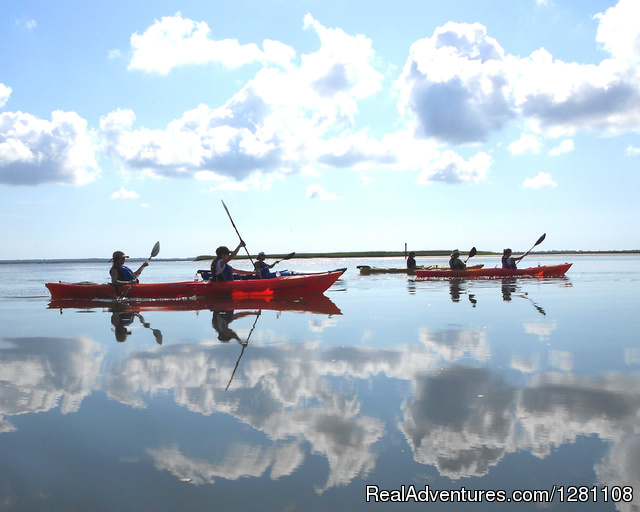 Guided Kayak Tours and Group Adventures Fernandina Beach, Florida Kayaking & Canoeing