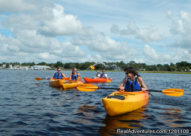 Family Fun on the St. Marys River - Guided Kayak Tours and Group Adventures