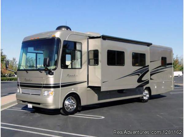 37' Monaco Monarch Special Edition Class A - Great Escape RV
