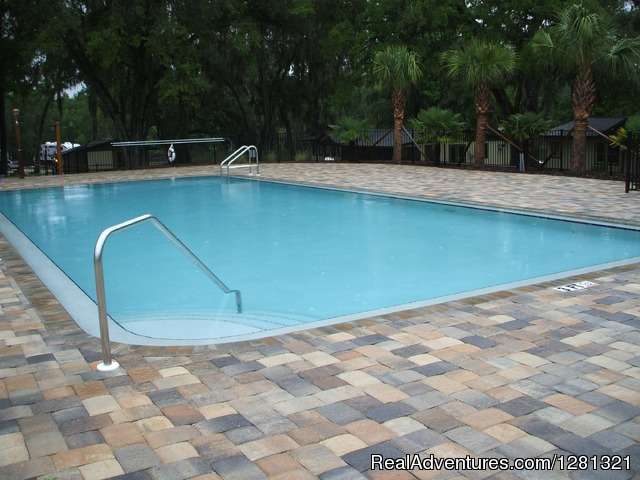 Pool - Belle Parc RV Resorts