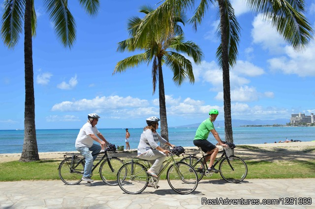 Pedal Hawaii Bike Tours & Rentals