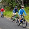Nui Pohaku's Kilauea Volcano Bike Adventure