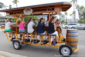 Paradise Pedals Hawaii Honolulu, Hawaii Bike Tours