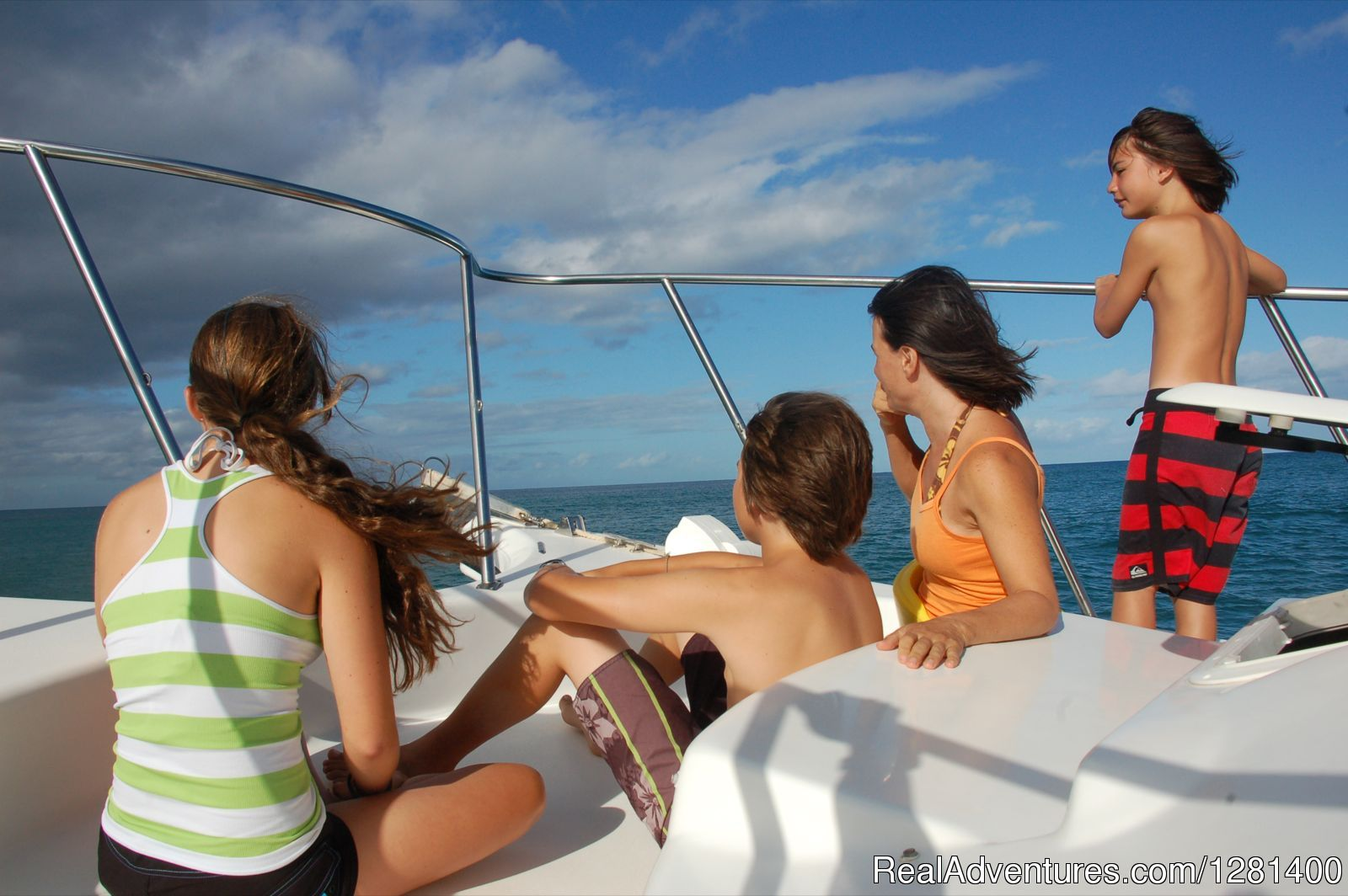 Getting kids into nature | Image #2/8 | Whale Watching, Swimming with Dolphins, Snorkeling