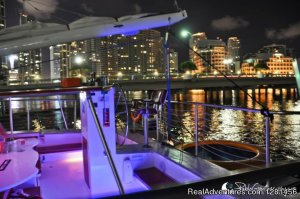 Luxe Yacht Charters Sailing & Yacht Charters Miami  Beach, Florida