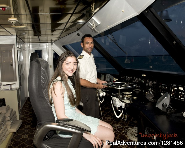 Wanna be a Captain For A Day? - Luxe Yacht Charters