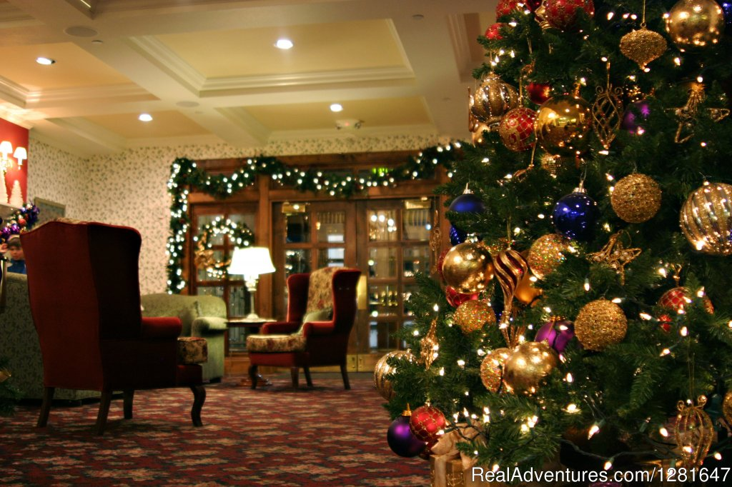 Christmas at the Ashley Inn