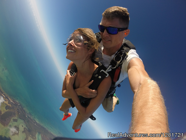 Sky Dive Key West Skydiving Key West, Florida