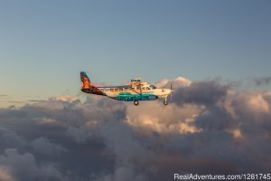 Big Island Air Scenic Flights Kailua Kona, Hawaii