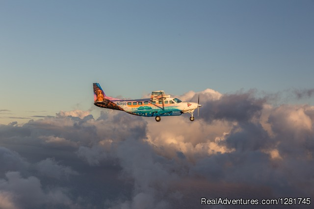 Big Island Air Kailua Kona, Hawaii Scenic Flights