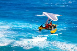 Paradise Air Scenic Flights Waialua, Hawaii