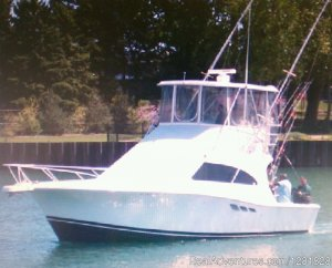 Caliente Charters Waukegan, Illinois Fishing Trips