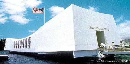 E Noa Tours: USS Arizona Memorial at Pearl Harbor