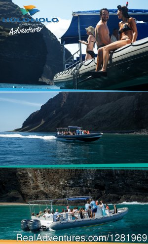 Holo Holo Charters Eleele, Hawaii Sight-Seeing Tours