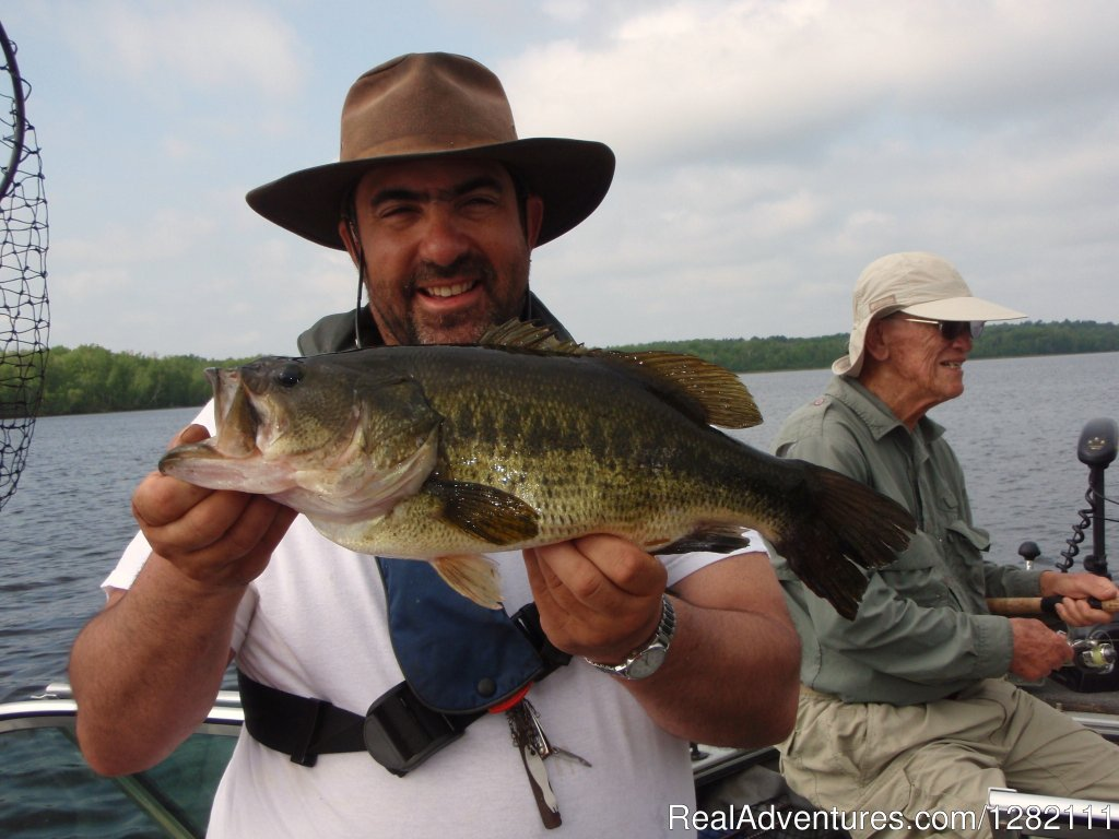 5 lb St. Croix Largemouth | Image #8/8 | Small groups, Big catches with Wild Dog Good Guyde