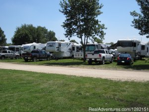 Walnut Acres Campground Monticello, Iowa Campgrounds & RV Parks