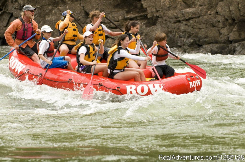 Guided Rafting on the Selway River | Image #8/20 | River Dance Lodge