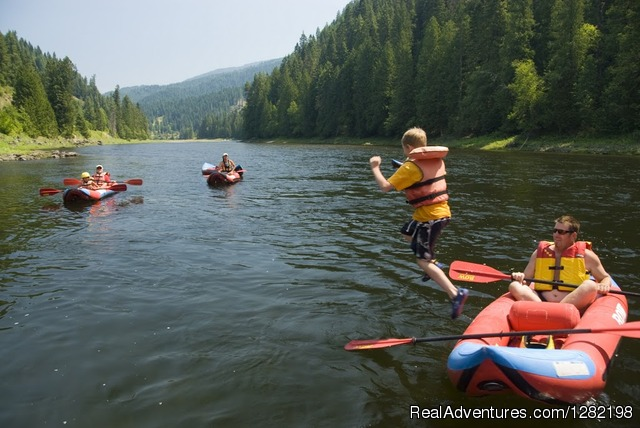 Activities and Fun on the Clearwater River - River Dance Lodge