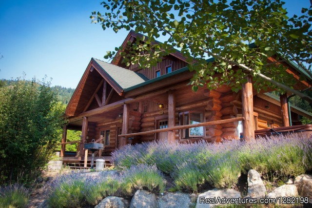 Three Bedroom Duplex Cabin at River Dance Lodge - River Dance Lodge