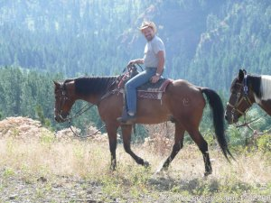 Whitebird Summit Lodge Grangeville, Idaho Horseback Riding