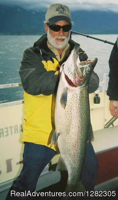 Seagull Charters, Fishing & Site Seeing Excursions Fishing Trips Clark Fork, Idaho