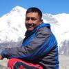Trekking In Nepal Bagmati, Nepal Rock Climbing