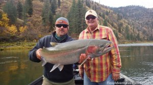Mountain River Outfitters Fishing Trips Riggins, Idaho