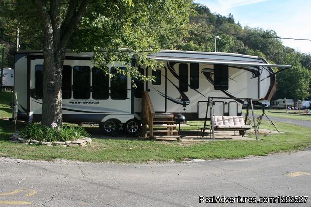 Kentucky River Campground Frankfort Kentucky Campgrounds