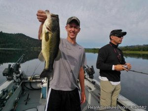 Guided Salmon, Pike, Bass & Trout fishing trips Coeur D Alene, Idaho Fishing Trips