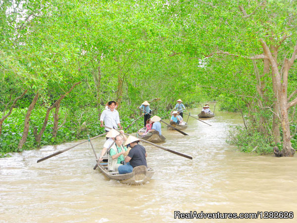 - Discover The beauty of Rustic Mekong Delta