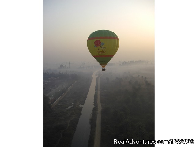 - Hot Air Balloon Safari