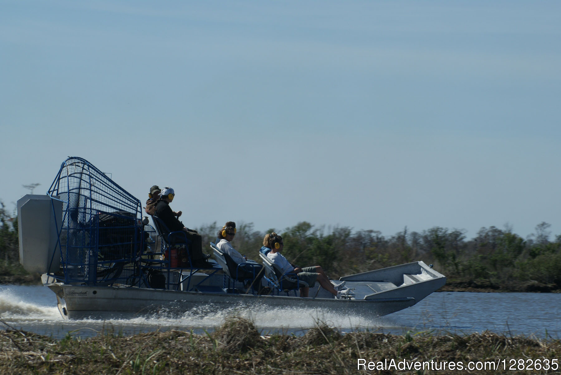 6 Passenger Airboat Tours