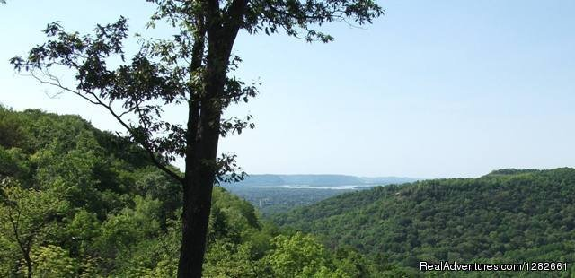 One of the magnificent views you can experience in La Crosse