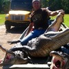 Guided Louisiana Trophy Alligator Hunts and more Lake Charles, Louisiana Hunting Guides