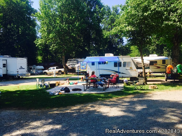 - Murphy/Peace Valley KOA Campground and Cabins